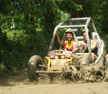 Adventure Buggy in punta cana double rider
