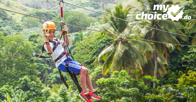 Canopy Adventure Zip Lines & Canopy Adventure Zip Lines - My Choice